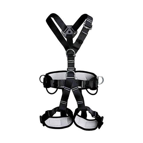 Kissloves Safety Seat Belt Beginner Climbing Harness