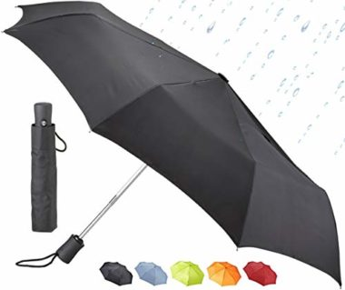 Lewis N. Clark Compact Travel Umbrella