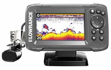 Lowrance HOOK2 4X Kayak Fish Finder