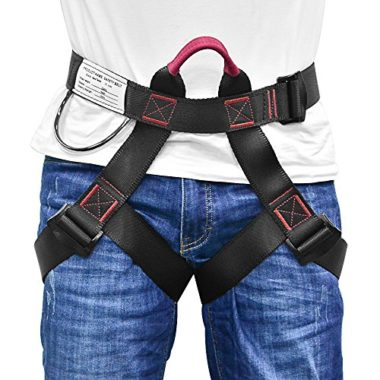 MelkTemn Safety Beginner Climbing Harness