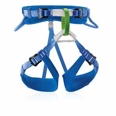 PETZL Macchu Seat Kid's Beginner Climbing Harness