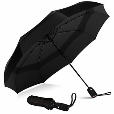 Repel Double Vented Travel Umbrella