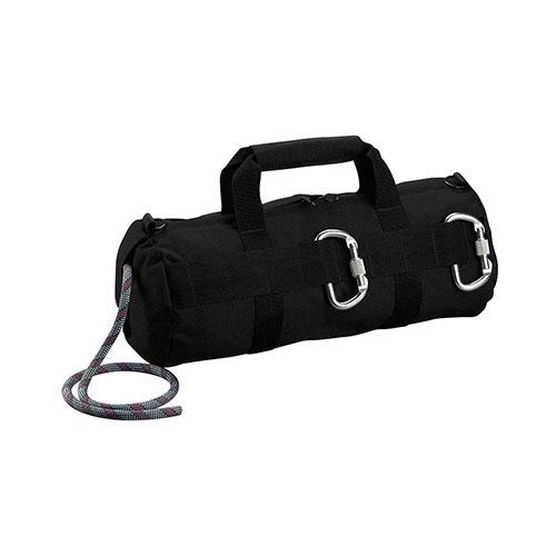 Rothco Black Stealth Rope Bag