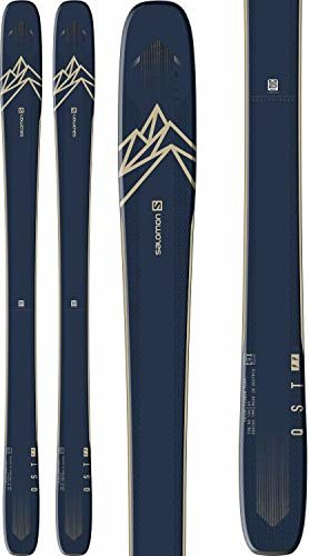 Salomon QST 99 All Mountain Skis