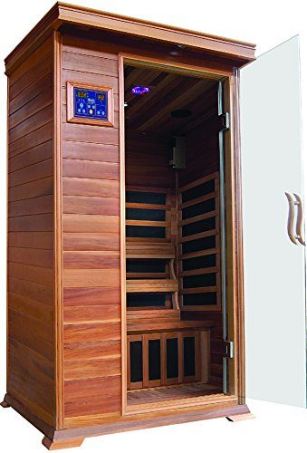 SunRay Sedona 1 Person Infrared Sauna