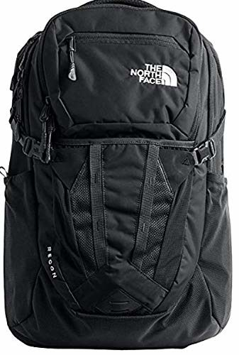 The North Face Recon Black Backpack