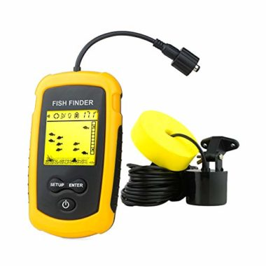 Venterior VT-FF001 Portable Kayak Fish Finder