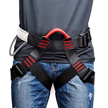 Weanas Half Body Protect Beginner Climbing Harness