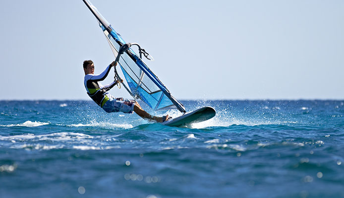 What_equipment_do_you_need_for_windsurfing