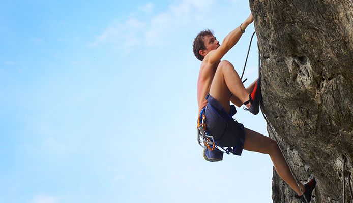 What_is_a_good_climbing_technique