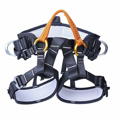 Kissloves Safety Seat Belt Beginner Climbing Harness