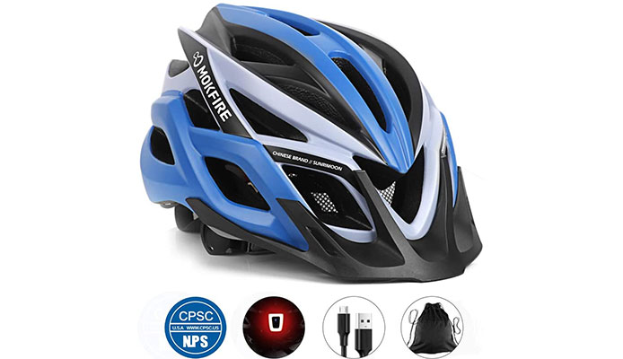 MOKFIRE Replacement Lining Women's Mountain Bike Helmet