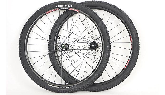 WTB 29er MTB Wheels