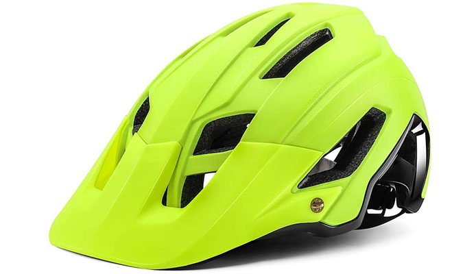 BIKEBOY Adjustable Women's Mountain Bike Helmet