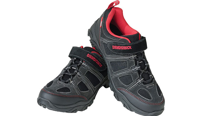 Diamondback Trace MTB Shoes