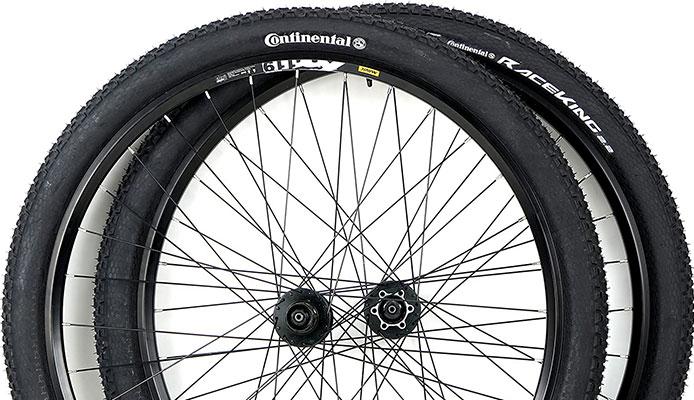 Shimano Mavic MTB Wheels