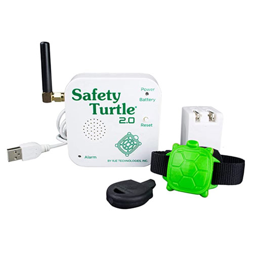 Safety Turtle Child Immersion Pool Alarm
