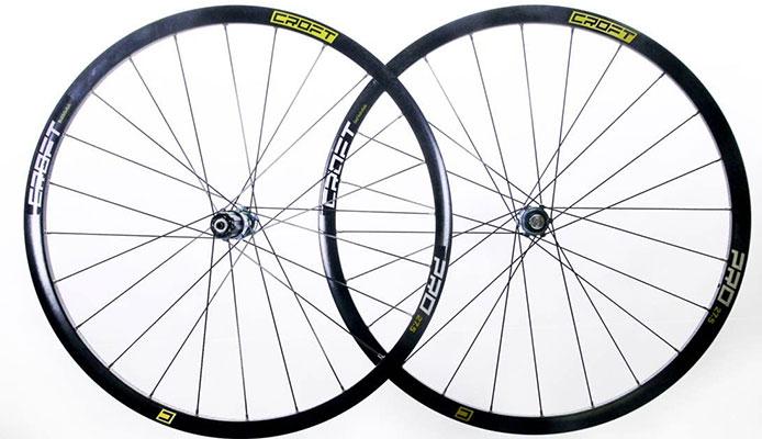 Croft Pro MTB Wheels