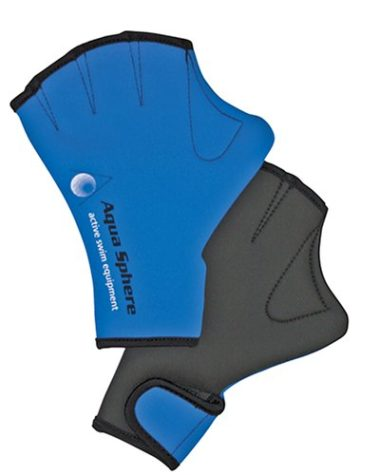 Aqua Sphere Webbed Swimming Gloves