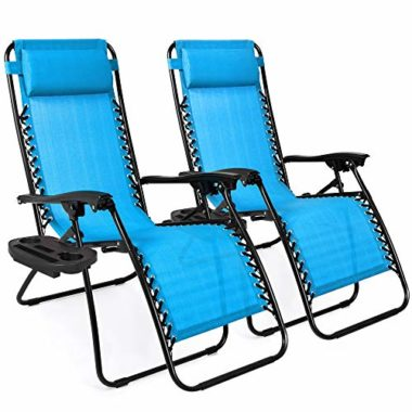 Best Choice Products Zero Gravity Pool Lounge Chair