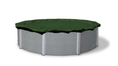 Blue Wave Silver Round Above Ground Pool Cover
