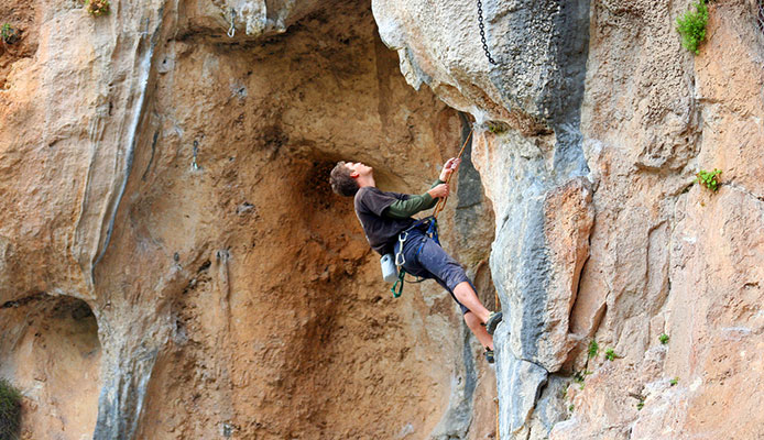 European_Death_Knot_How_To_Tie_Offset_Overhand_Bend