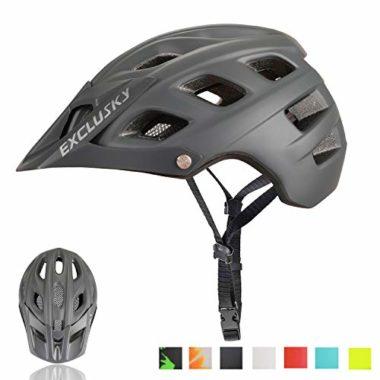 Exclusky CPSC Certified MTC Mountain Bike Helmet