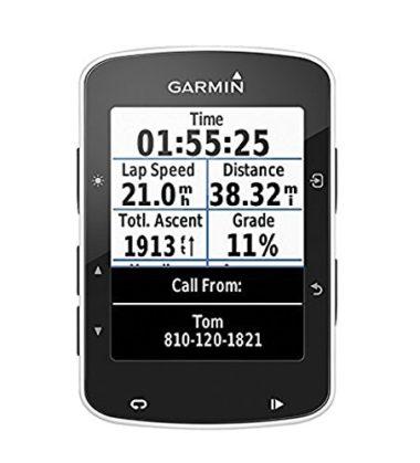 Garmin Edge 520 Bike Computer