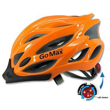 GoMax Aero Ultralight Adjustable Mountain Bike Helmet