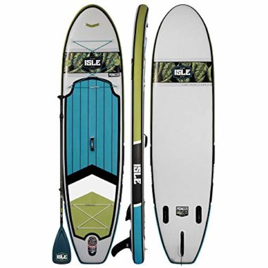 ISLE Pioneer Inflatable SUP Board
