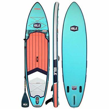 ISLE Explorer Inflatable SUP Board