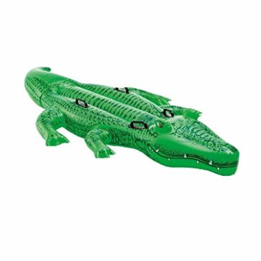 Intex Giant Gator Ride-On Pool Float