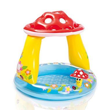 Intex Mushroom Baby Kids Inflatable Pool