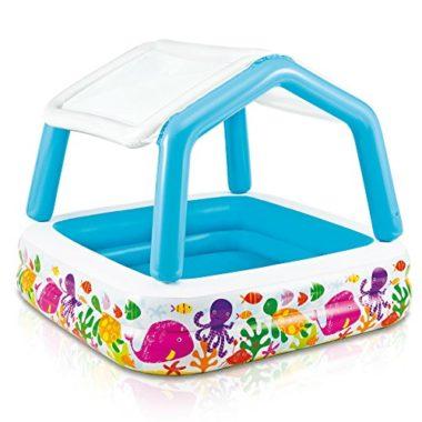 Intex Sun Shade Kids Inflatable Pool