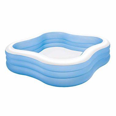 Intex Swim Center Family Kids Inflatable Pool