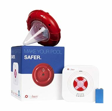 Lifebuoy Motion Sensor Pool Alarm