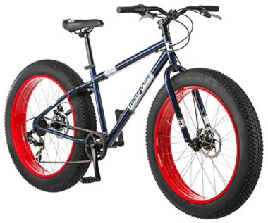 Mongoose Fat Tire Beginner Mountain Bike