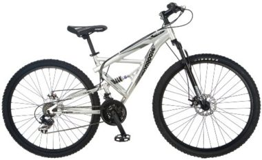 Mongoose Impasse Beginner Mountain Bike