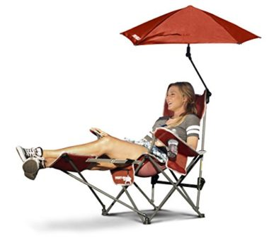 Sport-Brella 3-Position Recliner Pool Lounge Chair
