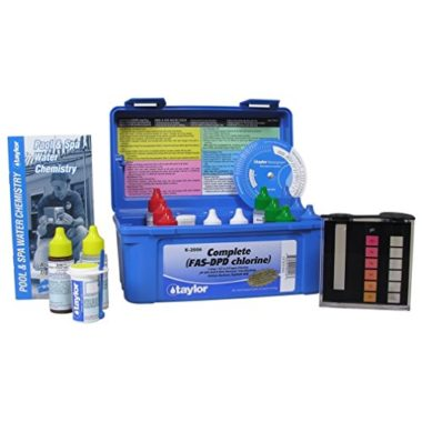 Taylor Technologies Pool Test Kit