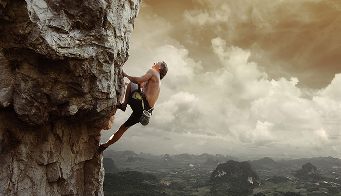 When_did_Climbing_become_popular_