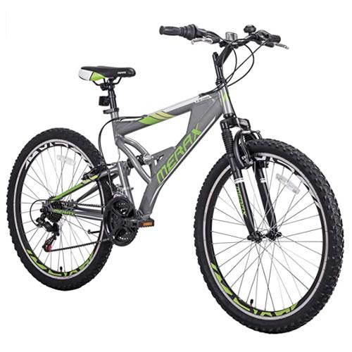 Merax Full Suspension MTB Mountain Bike