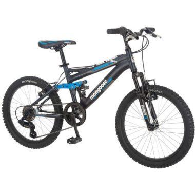 Mongoose Boys Ledge Kids Mountain Bike