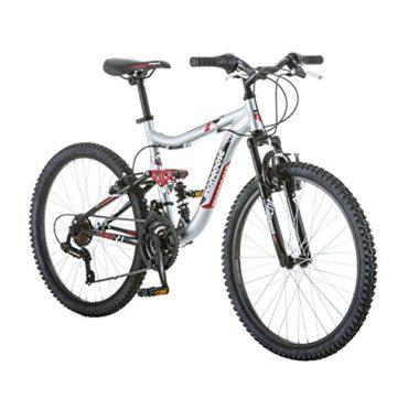 Mongoose Ledge Kids Mountain Bike