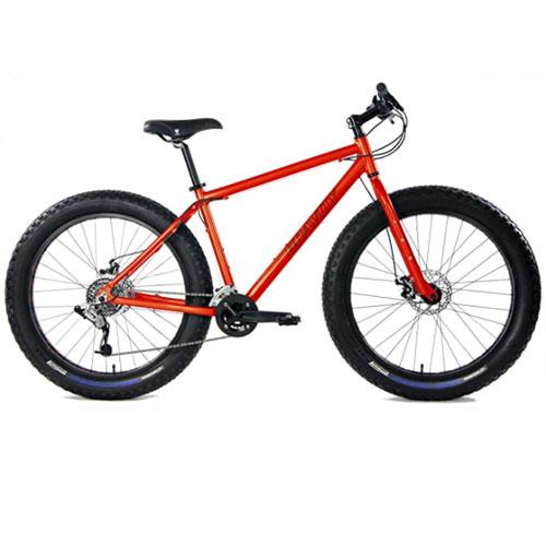 Gravity Bullseye Monster Aluminum Fat Tire Mountain Bike