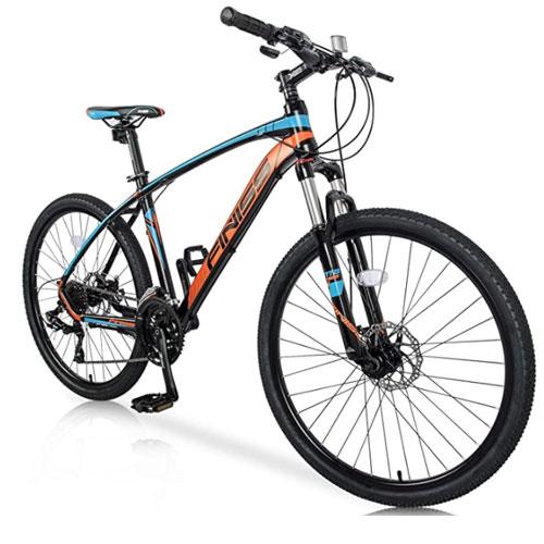 Merax Lightweight Aluminum Frame Mountain Bike