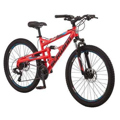 Schwinn Protocol Dual Suspension Mountain Bike