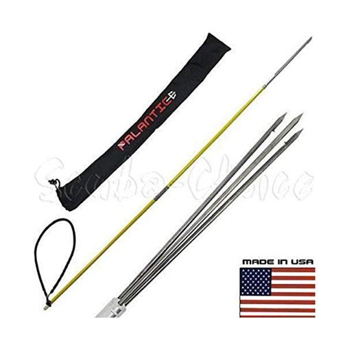 Scuba Choice 5′ Travel Two-Piece Fiberglass Pole Spear