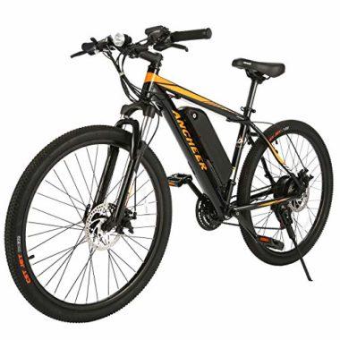 ANCHEER Professional Mountain Electric Bike