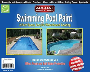 AdCoat Swimming Pool Paint
